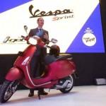 SEPEDA MOTOR VESPA: Usung Mesin Baru, Ini Harga Sprint dan Primavera 2016