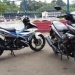 Yamaha MX King. (Liputan6.com)