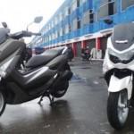 PENJUALAN MOTOR: Nmax Jadi Andalan Yamaha Untuk Pasar Ekspor