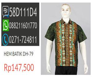 batik dh 79