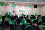 Sosialisasi jaminan sosial untuk pengemudi Gojek Area Jogja di Kantor BPJS Ketenagakerjaan (Bernadheta Dian Saraswati/JIBI/Harian Jogja)
