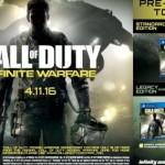 Call of Duty Infinate Warfare (videogames.com)