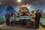 Sejumlah pelajar yang terpilih sebagai Duta Sanitasi 2016 dalam ajang pemilihan di Sambi Resort, Pakem, Sleman Sabtu (30/4/2016). (JIBI/Harian Jogja/IST)
