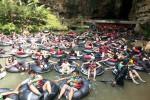 KONFLIK GUA PINDUL : Wisatawan Membludak, Ancam Ekosistem Karst & Rawan Konflik Sosial