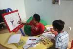 Aktivitas anak-anak di Hicca Kids Animation beberapa waktu lalu. (JIBI/Harian Jogja/dok. Hica)