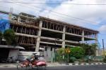 Hotel Senopati yang disemprit karena nekat membangun sebelum keluarnya IMB? (Ujang Hasanudin/JIBI/Harian Jogja)