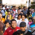 Ribuan buruh Kabupaten Semarang terlibat Jalan Sehat May Day 2016, Minggu (1/5/2016). (Imam Yuda Saputra/JIBI/Semarangpos.com)