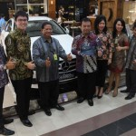 Peluncuran kartu platinum Plaza Ambarrukmo Shopping Card (PASC) dan program Shoptacular Reward di Balcony, Plaza Ambarrukmo, Sleman, Senin (23/5/2016) malam. (Kusnul Isti Qomah/JIBI/Harian Jogja)