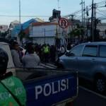 Suasana usai terjadi kecelakaan maut di Tugu Jogja, Minggu (29/5/2016) pagi. (Gilang Jiwana/JIBI/Harian Jogja)