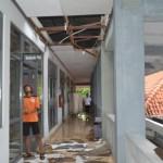 ANGIN KENCANG SUKOHARJO : 25 Rumah Rusak Akibat Lisus di Tiyaran
