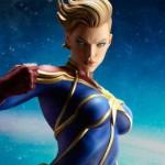 FILM MARVEL : Captain Marvel Bakal Gabung Avengers Terbaru