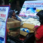 Operasi pasar oleh Bulog Divre DIY di Pasar Beringharjo, Jogja, Rabu (25/5/2016). (Kusnul Isti Qomah/JIBI/Harian Jogja)