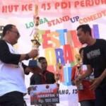 HUT PDIP : Paculnya Bambang Pacul Dipertanyakan di Stand Up Comedy
