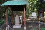 Stupa Glagah yang berada di sisi selatan jalan Daendels sering dikunjungi masyarakat yang tertarik dengan peninggalan peninggalan masa Hindu-Budha,Jumat (6/5/2016). (Sekar Langit Nariswari/JIBI/Harian Jogja)