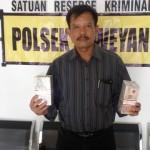 PENIPUAN SOLO : Tangkap Pelaku Penipuan, Polisi Laweyan Ungkap Kasus Upal Rp200 Juta