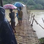 WARGA TENGGELAM SUKOHARJO : Guru Les Ditemukan Tewas Terbawa Arus Sejauh 500 Meter