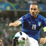 MAN OF THE MATCH : Leonardo Bonucci Pemain Terbaik Italia vs Spanyol