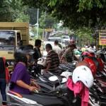TOKO MODERN SOLO : Pengelola Robinson Ditarget Sepekan Benahi Masalah Parkir