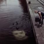 Lukisan seniman Swedia yang menggegerkan publik. (Istimewa/Facebook)