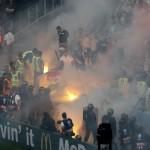 Giliran Fans Belgia, Hungaria, dan Portugal yang Bikin Rusuh