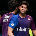 DENMARK OPEN 2016 : Indonesia Loloskan 2 Wakil ke Semifinal