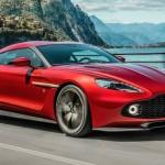 Aston Martin Vanquish Zagato. (Carscoops.com)