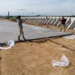 TOL SOLO-KERTOSONO : Seusai Lebaran, 3 Km Beton Dasar Jalan Akan Dibongkar Lagi