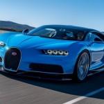Bugatti Chiron. (Leftlanenews.com)