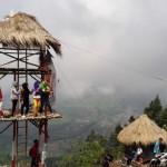 WISATA SOLORAYA : Asita Solo Eksplorasi Bukit Gancik Boyolali dan Umbul Ponggok Klaten