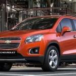 Chevrolet Trax. (Chevrolet.co.id)