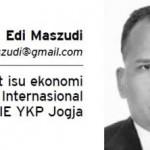 Edi Maszudi (Istimewa)