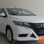 Honda Gienia, versi hatchback dari City. (Autohome.com.cn)