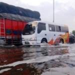 BANJIR SEMARANG : 5 Tanggul Sungai Beringin Berisiko Jebol