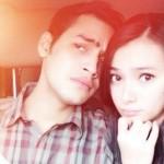 Jonas Rivanno dan Asmirandah (Instagram.com)
