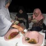 Kafe Jamban di Semarang (Facebook)