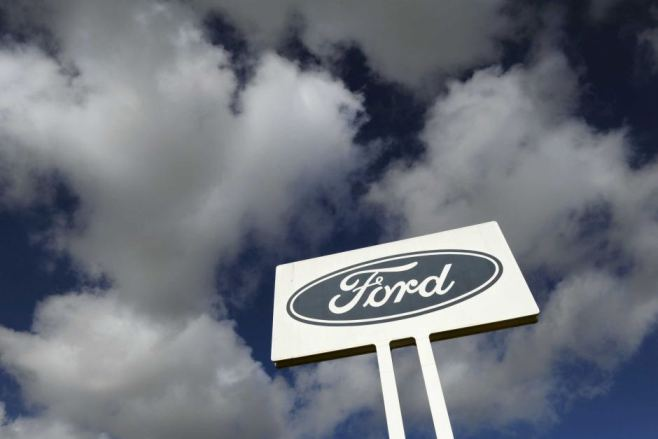 Logo Ford. (Abc.net.au)