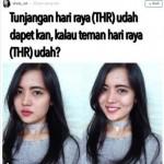 Meme THR (Liputan6.com)