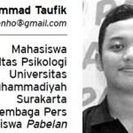 Muhammad Taufik (Istimewa)