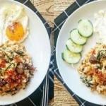 Nasi goreng sapi (Okezone.com)