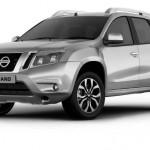 Nissan Terrano. (Nissan.in)
