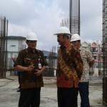 PEMBANGUNAN PASAR KLEWER : Basement Pasar Disiapkan Jadi Pasar Darurat