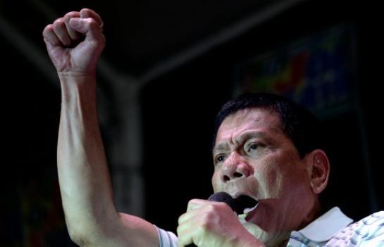 Presiden Filipina, Rodrigo Duterte. (Istimewa/Leparisien.fr)