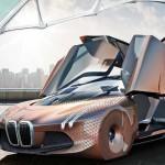 Prototipe BMW Next Vision 100. (Autoblog.com)