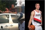 ULAH PEBASKET : Bule Pembagi Dollar di Jakarta Ternyata Pebasket NBA