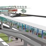 INFRASTRUKTUR SOLO : Pembangunan Sky Bridge Jalan Terus Sesuai Rencana Awal