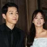 Song Joong Ki dan Song Hye Kyo (Nate)