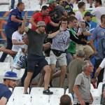 PIALA EROPA 2016 : Inggris-Rusia Terancam Didiskualifikasi Gara-Gara Suporter Bentrok