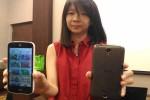 Acer Indonesia mengenalkan Liquid Z330 warna hitam dan putih kepada awak media di Jogja, Jumat (3/6/2016). (Bernadheta Dian Saraswati/JIBI/Harian Jogja)