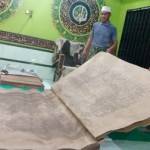 RAMADAN 2016 : Alquran Raksasa di Ponpes Ta'mirul Islam Ini Pernah Ditawar Rp1,2 Miliar