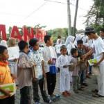KEGIATAN SOSIAL : Sohib Center Gelar Aksi Simpatik di Taman Pandanalas